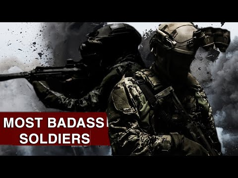 """Dog Soldiers""