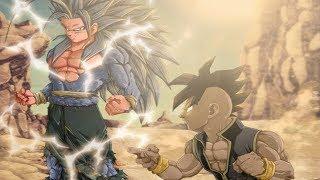 Super Saiyan 5 Goku is Born