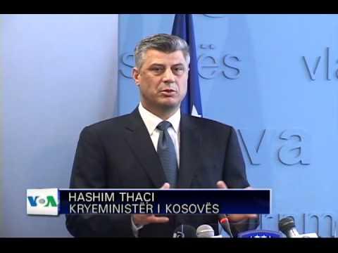Manuel Barroso viziton Kosovën