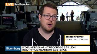 Dogecoin $2 Billion Bloomberg Jackson Palmer Doge