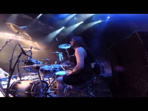 Rodrigo Oira - Drumcam - Truth - Korzus