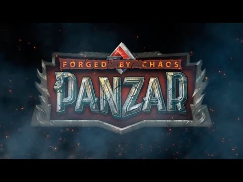 видео: panzar: forged by chaos - трейлер к игре