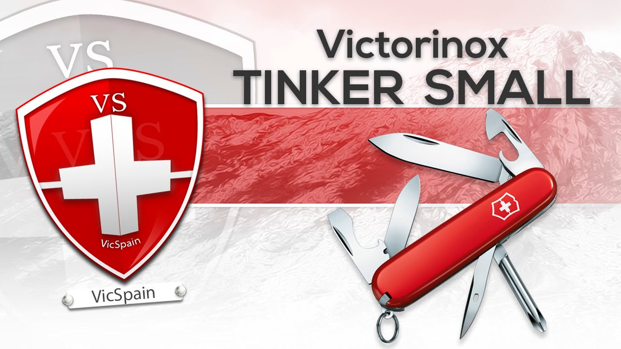 Victorinox Tinker Small Review All Subtitles Youtube