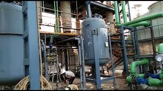 100 kld Zero Liquid Discharge plant in operation