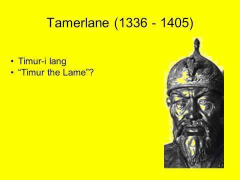 Timurid Dynasty