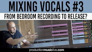 Making Amateur Vocals Sound Professional - Mixing Vocals - Part #3 (Effects)