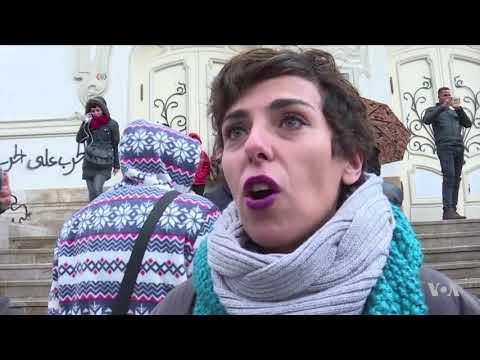 Protests Erupt Again in Tunisia, Cradle of 2011 Arab Spring