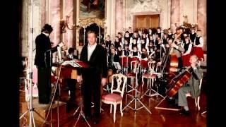 Bachkantate 158 Der Friede sei mit Dir: Hermann Prey & Schaumburger Märchensänger