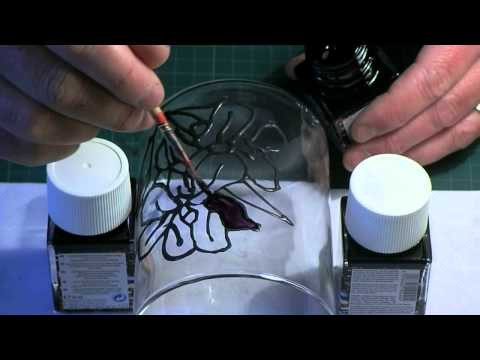 Glass Painting: 3d Objects