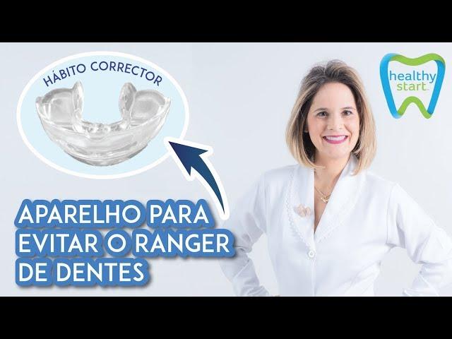 Dra Paulene Cardoso - Aparelho ajuda crianças que rangem os dentes