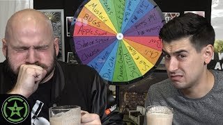 WHEEL OF SMOOTHIE CHALLENGE - The Morning Show Show (Pilot)