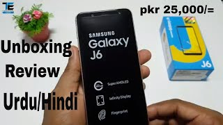 Samsung Galaxy J6 Unboxing And Full Review Urdu/Hindi
