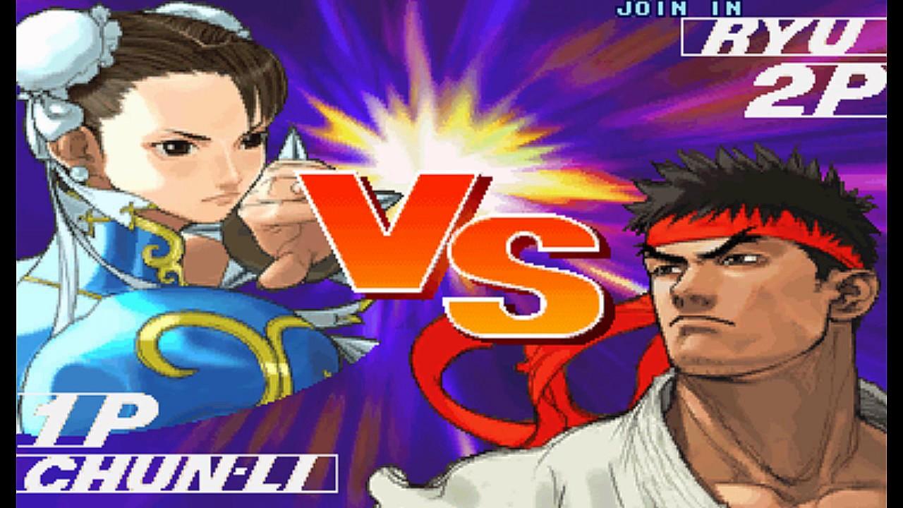 Street Fighter Iii 3rd Strike Fight For The Future Arcade Longplay Chun Li Hard