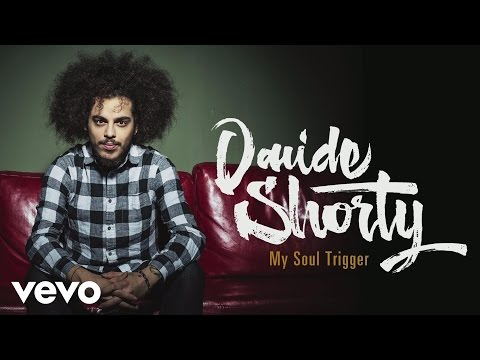 Davide Shorty - My Soul Trigger (Lyric Video)