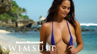 Chrissy Teigen Gets Wet For Her Steamy Sumba Island Shoot | In…