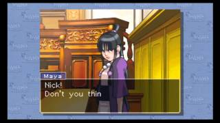 Let's Play Phoenix Wright: Ace Attorney- (Case 4) Part 11