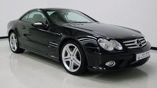 Mercedes Benz SL-Class Sport Edition 2007 Videos