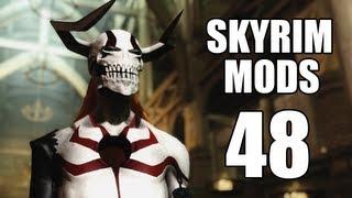 Skyrim Mods - Week #48: Assault Rifle and Machine Guns, Ichigos Vasto Lorde, Bandit Children