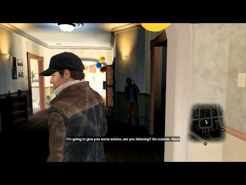 Namatin Game   Watch Dogs BAHASA INDONESIA   GTA Tapi Hacker