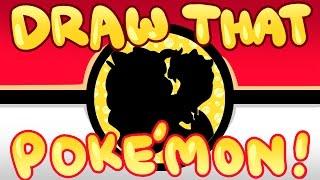 Draw That Pokemon #717 Yveltal!