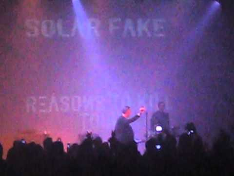 Solar Fake I Hate You More Than My Life Live In Tel Aviv 2013 11