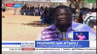 Francis Atwoli amejitetea kuhusu matamshi alitoa kwa Naibu Rais William Ruto