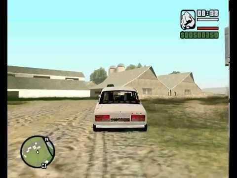GTA San Andreas Vaz 2107 IVLM