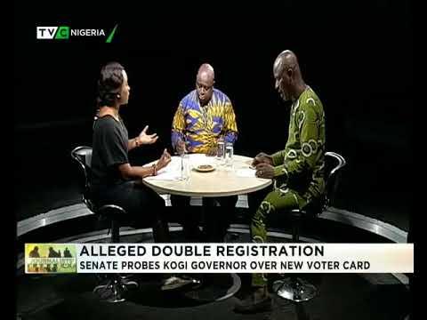 Journalists' Hangout Mar. 1st 2018 | Senate probes Kogi Governor over alleged double registration