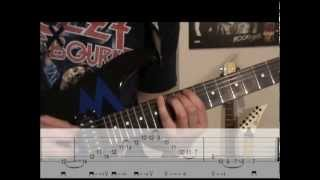 Lick #8 - Emotive Bm11 Sweep Picking Lick