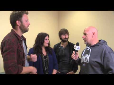Lady Antebellum On Golden: Deluxe, Compass, And On This Winter's Night