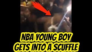 *NEW* NBA YoungBoy Throws Hands At A Show [Better Footage]