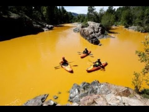 Mining company blames EPA for botched CO mine cleanup on Krystal 93 news 4.12.2018