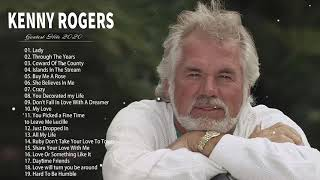 Kenny Rogers Greatest Hits || Top 20 Best Songs Of Kenny Rogers || R.I.P Kenny Rogers (1938 - 2020)