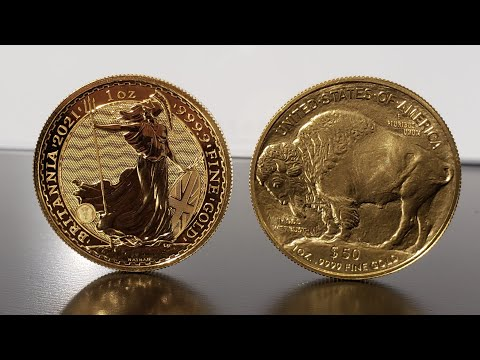 The Top Gold Coin To Buy In 2021
