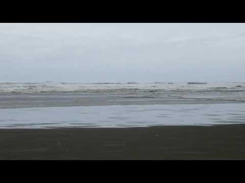 Pacific Ocean from Ocean Shores, WA