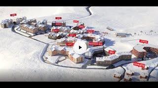 New Gudauri Resort / Новый Гудаури 2018 г.