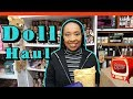 DOLL HAUL: American Girl Mary Ellen table, Moxie Teenz, BJD wigs