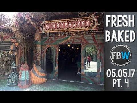 Shopping in Pandora at Wind Traders | Pandora sneak peak | 05/05/17 Pt. 4 [WDW]