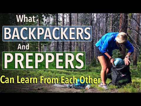 A Backpacker's Intro To Prepping