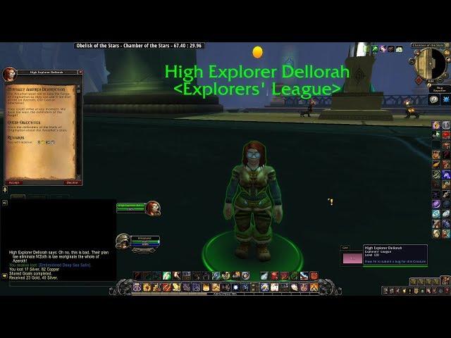 Mutually Assured Destruction | 8.3 Explorer's League Quests
