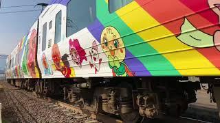 8000系アンパンマン列車(解像度UP版) thumbnail