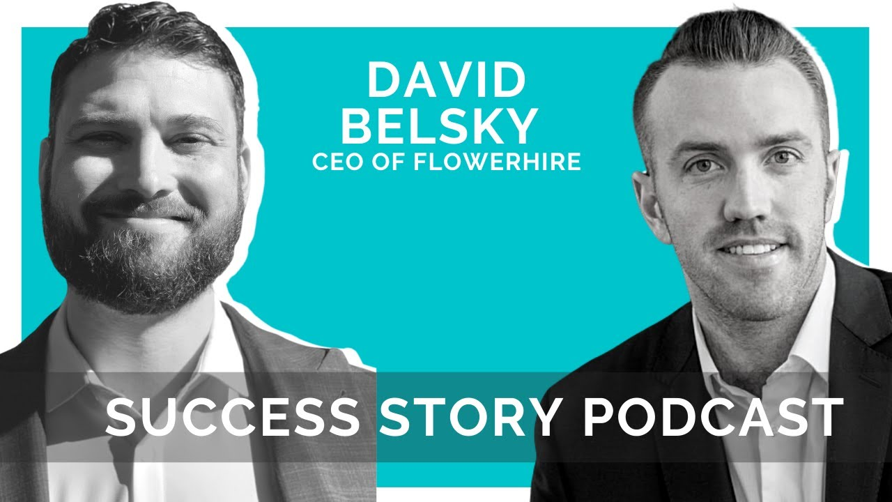 David Belsky, CEO of FlowerHire | Recruitment & Hiring in the Cannabis Industry