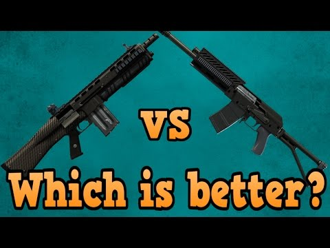 GTA online guides - Assault VS Heavy shotgun