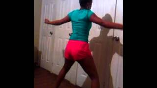 Me dancing to Sissy Nobby