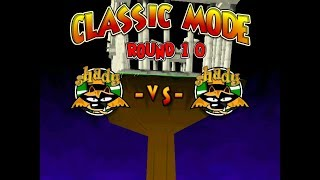 TENNIS TITANS -  Game House (CLASSIC MODE) ROUND 10 SHADY VS SHADY