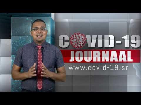 Het COVID 19 Journaal Aflevering 123 14 Januari