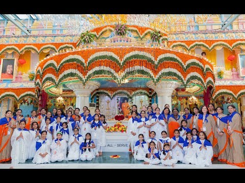 Musical Program by Sai Devotees from United States of America at Prasanthi Nilayam - 10 July 2017
