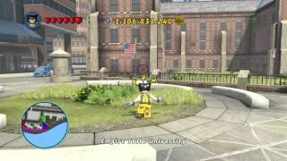 LEGO - MARVEL - UPPER EAST SIDE  - GOLD BRICK