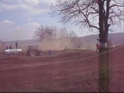 OTVORENO PRVENSTVO HRVATSKE U MOTOCROSS-u STAZA VILLARE (EMOVCI kraj POŽEGE) 03.04.2011