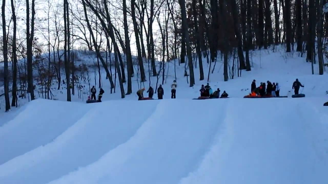 Christmas Mountain.Antos Snow Tubing At Christmas Mountain